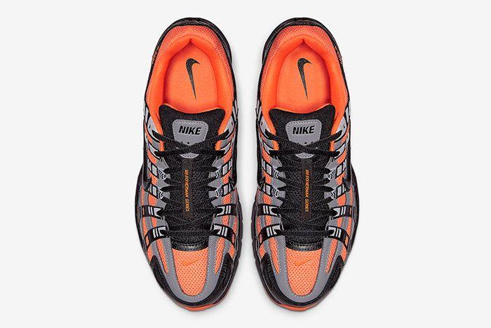 Nike P 6000 Total Orange Top