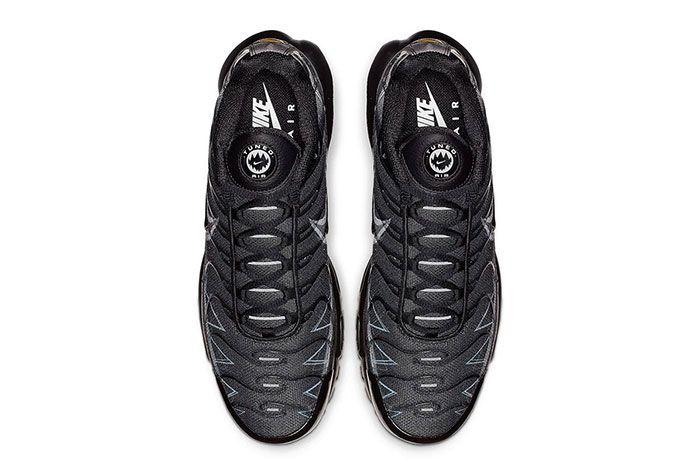 Nike Air Max Plus Le Requin New Black Top