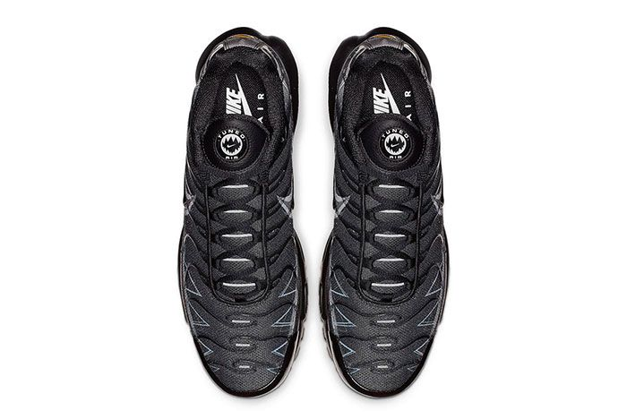Nike Air Max Plus Le Requin New Black Top