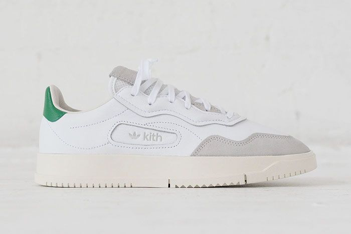 Kith Adidas Sc Premiere Green Lateral