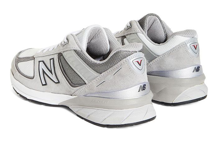 Beams New Balance 990V5 Rear Angle