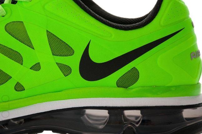 Nike Air Max 2012 Electric Green Detail 1