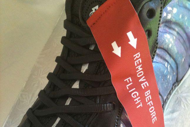 Sneaker Freaker Sneaker Cakes Galaxy Foamposite 02 1