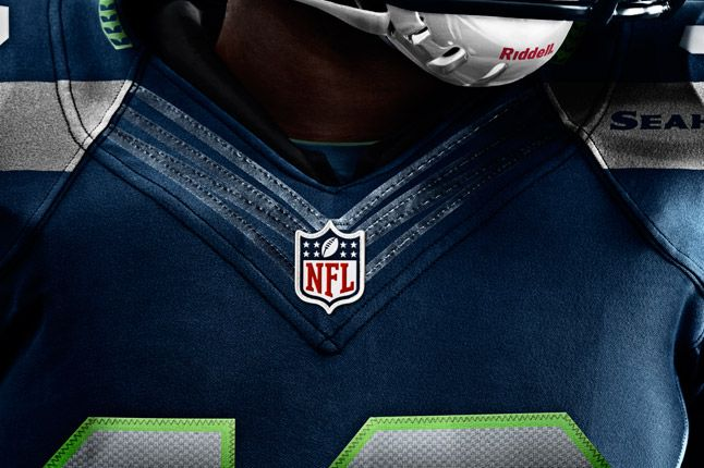 Seattle Seahawks Detail 1