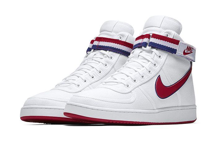 Nike Vandal White 1