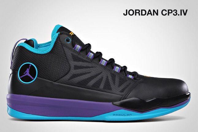 Jordan Cp3 Iv Purple 2