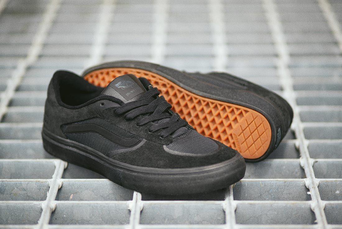 Geoff Rowley Vans Shoe On Grate