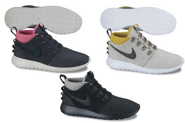 Nike Roshe Run Winter Mid 1