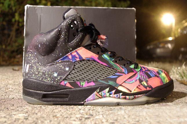Fresh Prince Nike Air Jordan 5 Fresh Prince Profile 2
