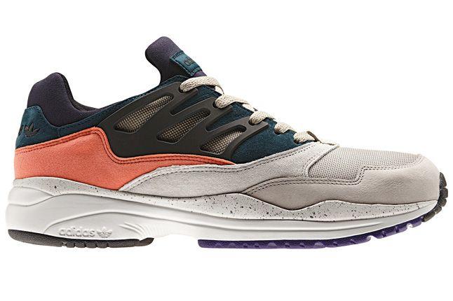 Adidas Torsion Allegra X Coral Side 1