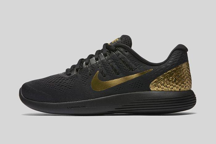 Nike Running Black Gold Pack4