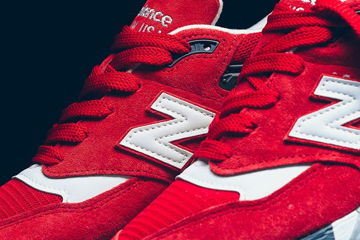 New Balance 998 Made In Usa Red 4