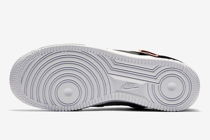 Nike Af1 Type Black Ci0054 001 Sole Shot