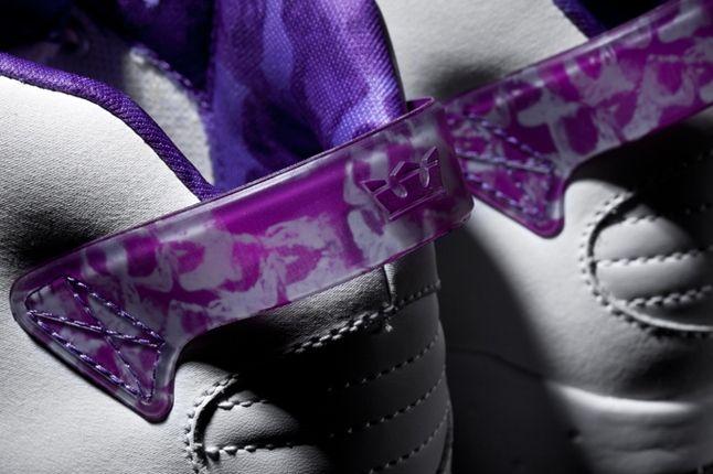 Lilwayne Supra Vice Purple Heel Detail 1