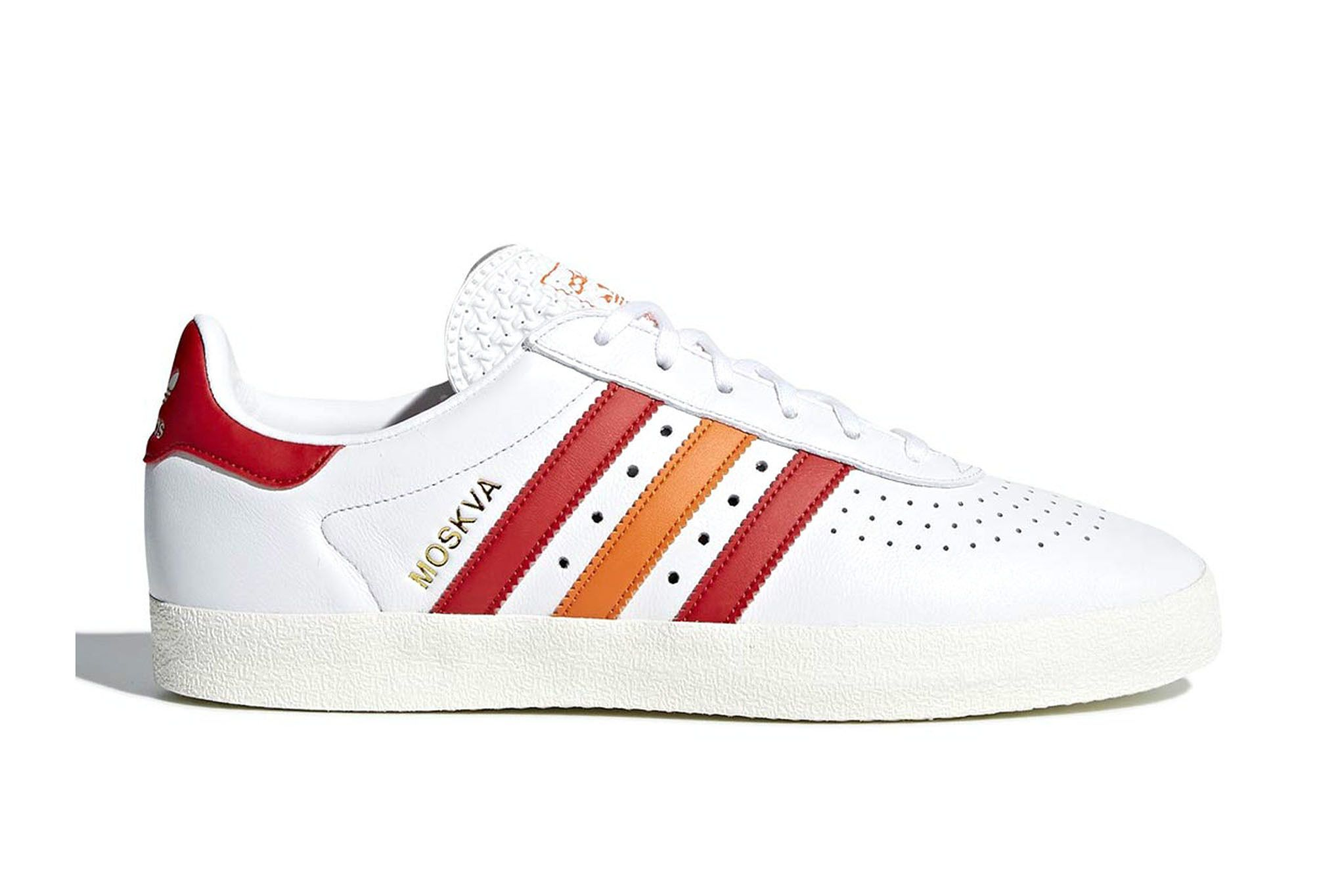 Adidas 350 Moscow Black White Leather Release 4 Sneaker Freaker