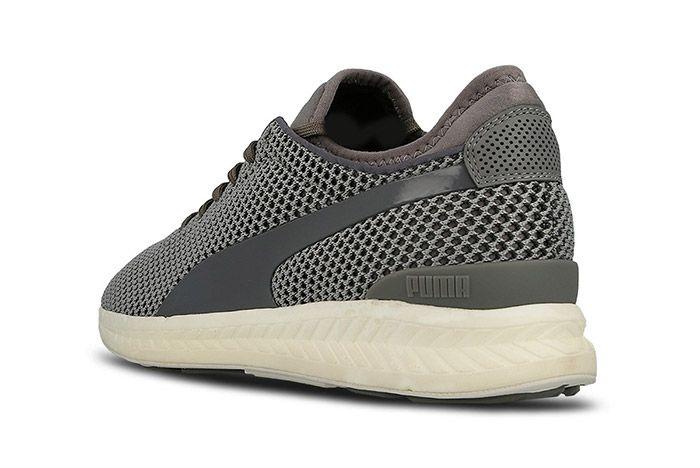 Puma Ignite Sock Knit Steel Grey 1