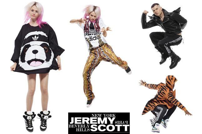 Jeremy Scott Adidas Banner 1