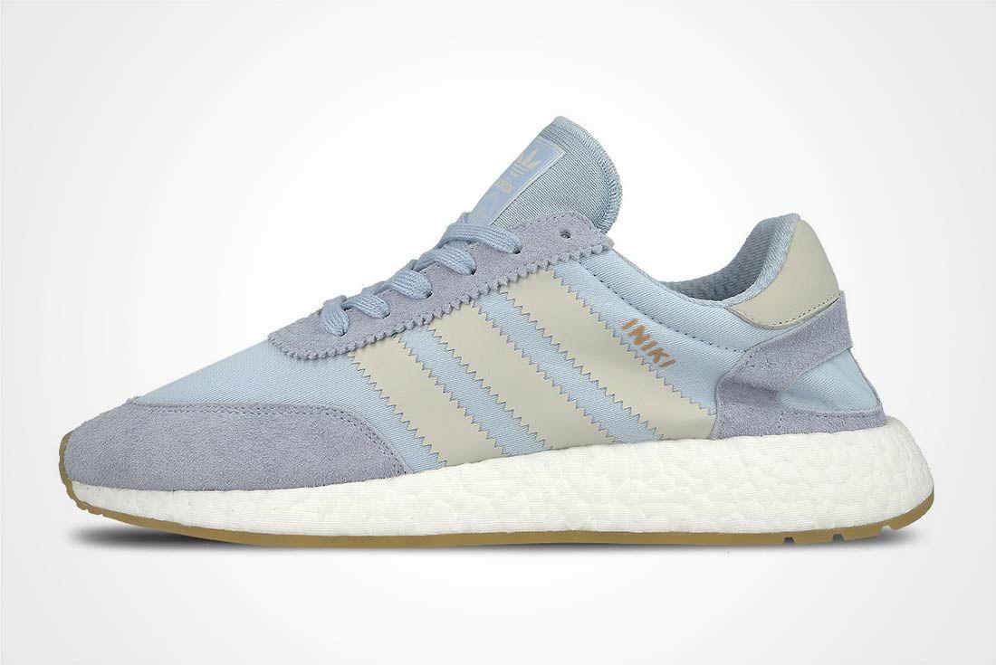 Adidas Iniki Runner Easy Blue 3