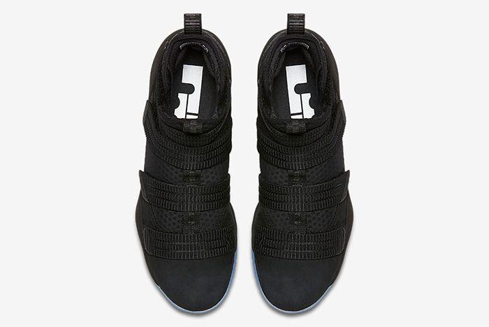 Nike Zoom Le Bron Soldier 11 Prototype7
