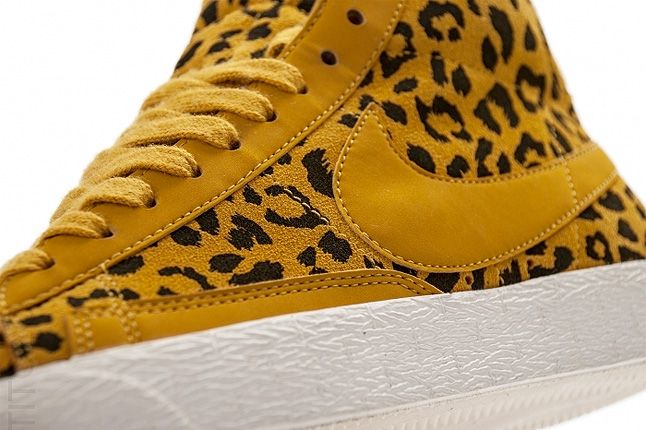 Nike Blazer Wmns Leopard Close Up 1