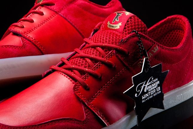 Supra Trill Star Pack Red Close Up 1