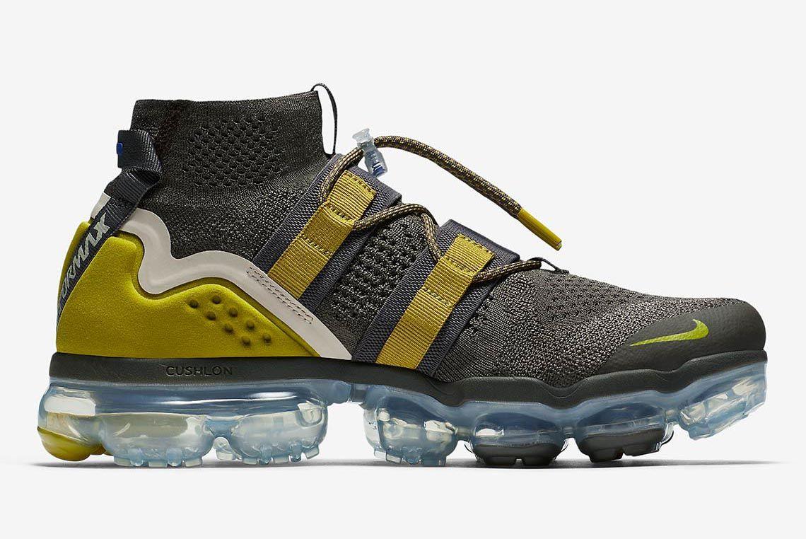Nike Vapormax Utility Ridge Rock Ah6834 200 3 Sneaker Freaker