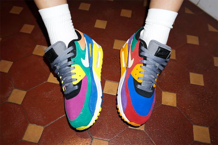 Nike Air Max 90 Viotech Alternate Toe