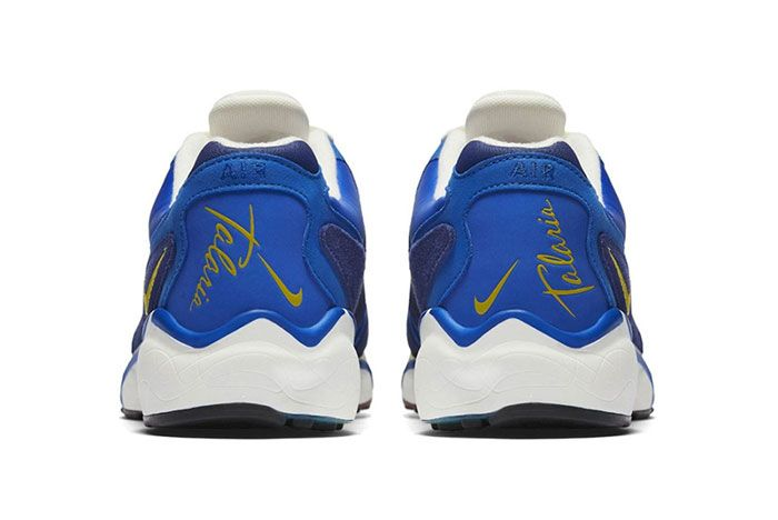 Nike Air Zoom Talaria Rainbow Blue 3