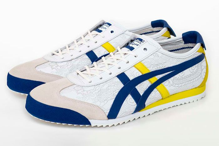 Street Fighter Onitsuka Tiger Chun Li Mexico 66 Sd White Release Date Side