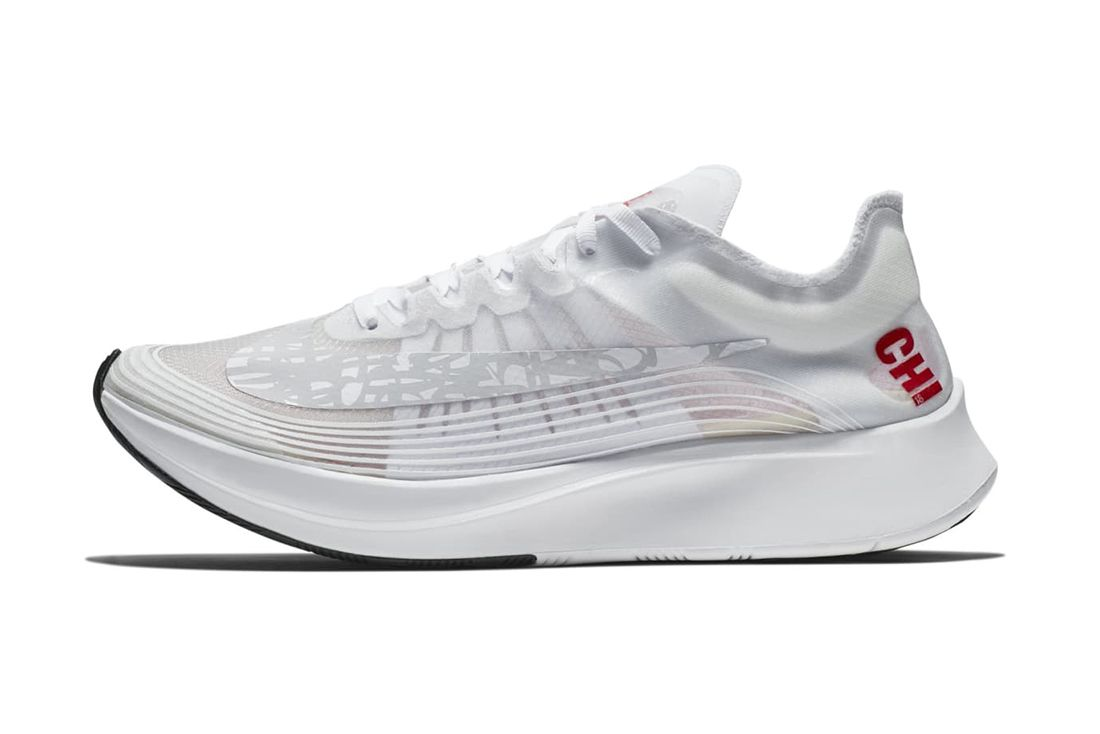 Nike Zoom Fly Sp Chicago Best Marathon Shoes Feature