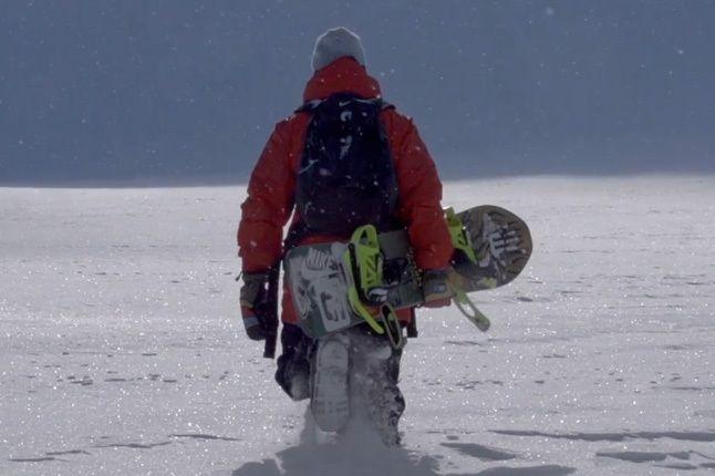 Nike Snowboarding Never Not Full Length 4