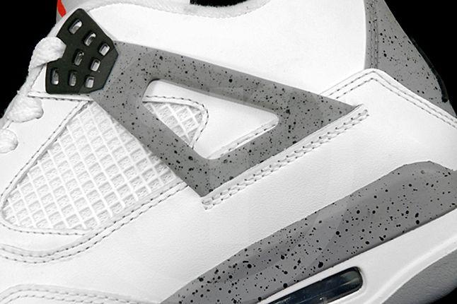 Air Jordan 4 Cement 6 1