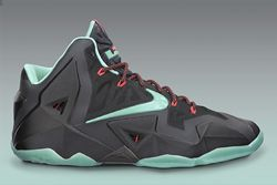 Lebron 11 Diffused Jade Dp