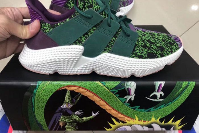 Dragon Ball Z Adidas Prophere Cell 1 681X511 Sneaker Freaker