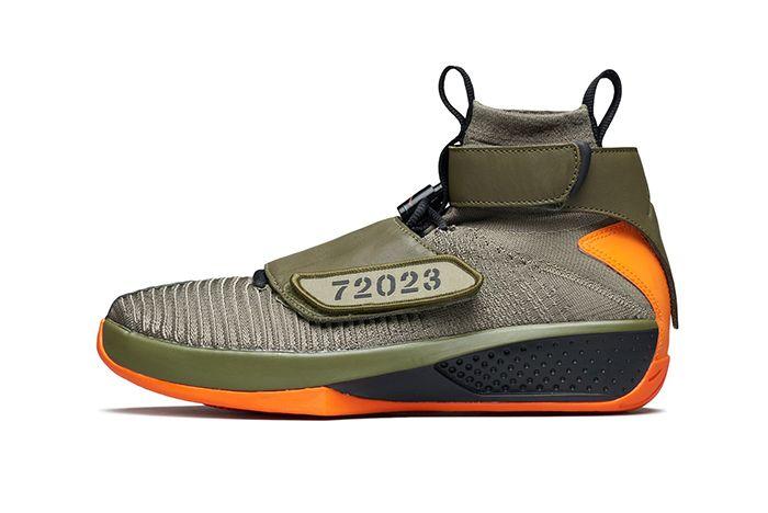 Air Jordan 20 Flyknit 2