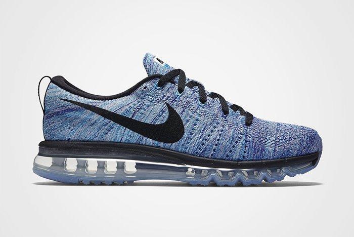 Nike Flyknit Air Max Chlorine Blue 3