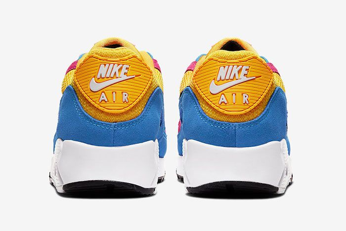 Nike Air Max 90 Cj0612 700 Release Date 5Official