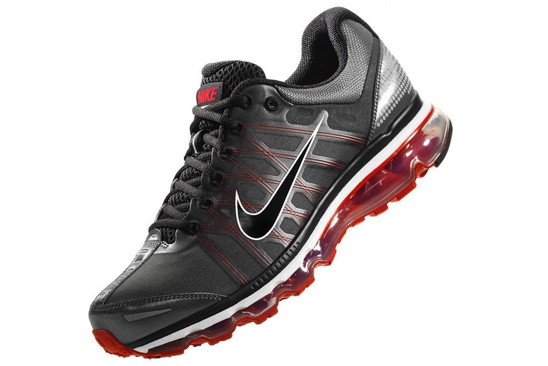 Material Matters Nylon Nike Air Max 2009 1
