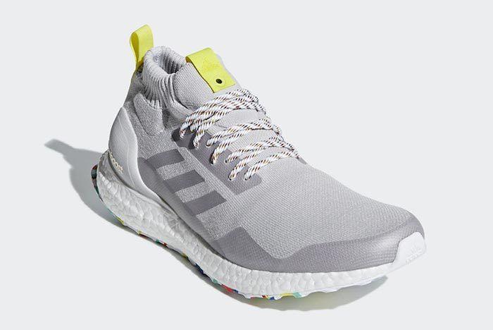 Adidas Ultra Boost Mid White Multicolor G26842 5