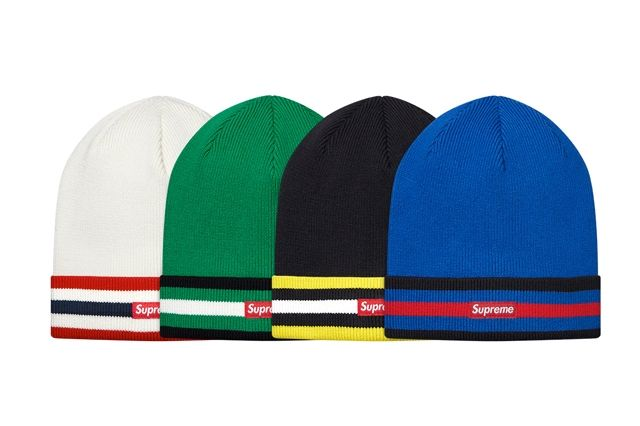 Supreme Ss14 Headwear Collection 1