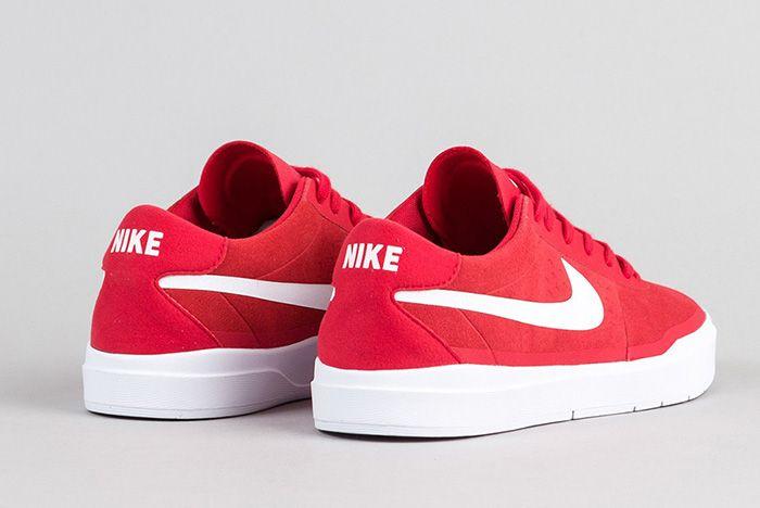 Nike Sb Bruin Hyperfeel Red 4