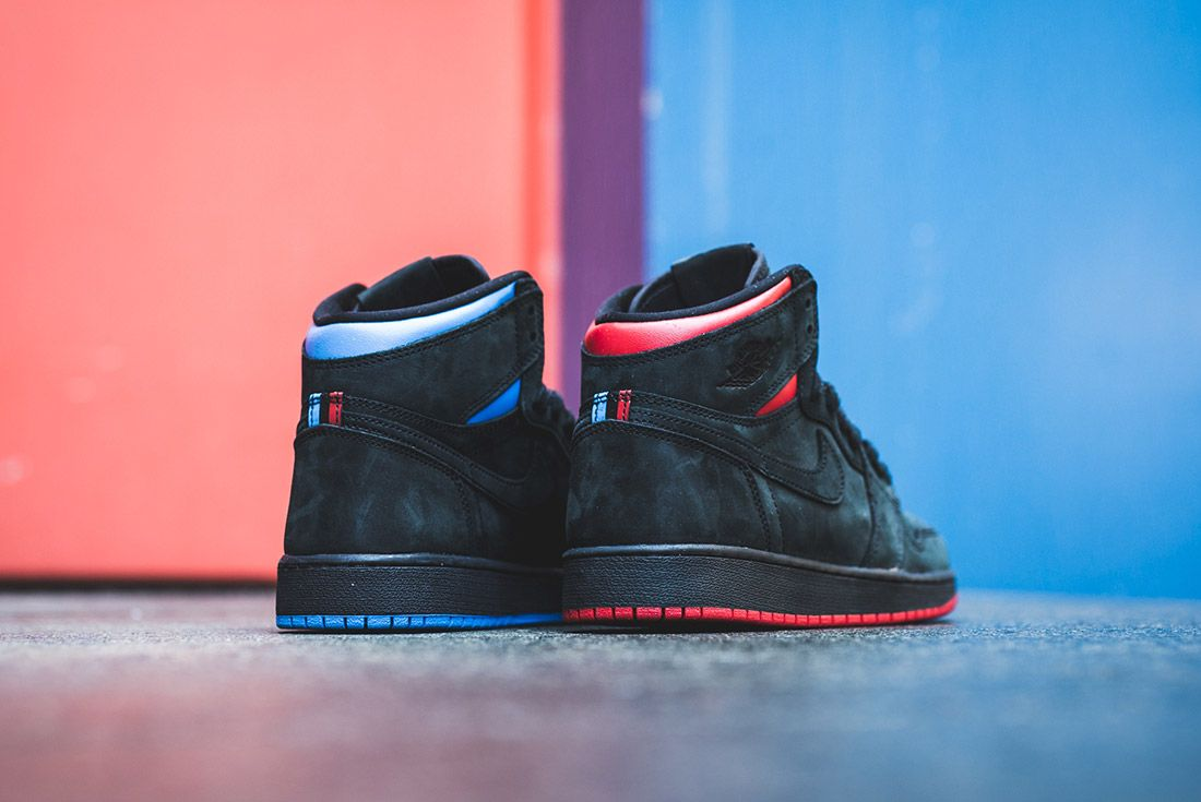Air Jordan 1 High Quai 54 1