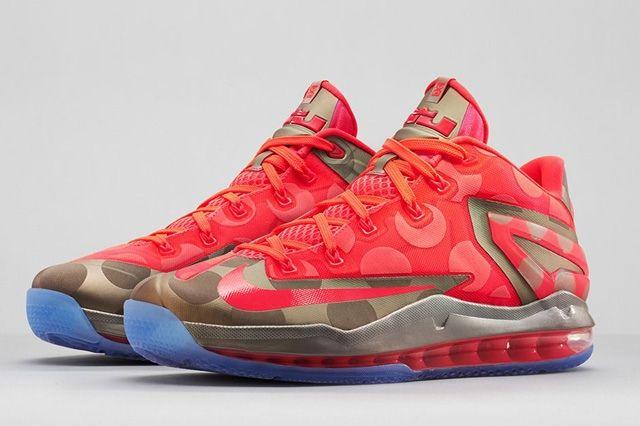 Nike Lebron 11 Maison Collection 8