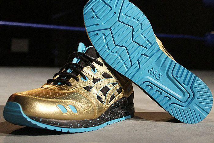 Wale Villa Asics Gel Lyte Iii Gold Ic Champion 1