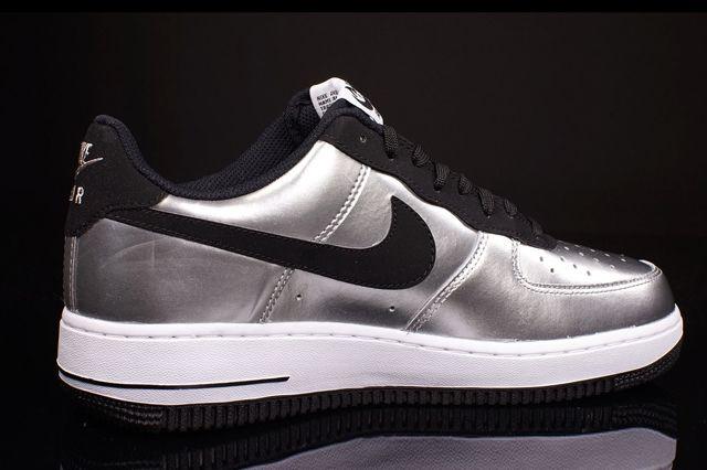 Nike Air Force 1 Low Metallic Silver 3