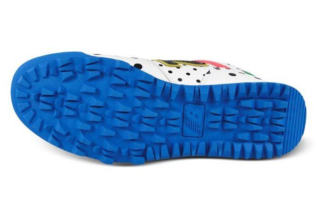 Frapbois X New Balance H710 Blue Sole 1