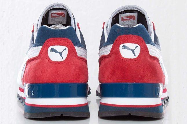 Puma Tx 3 Red Heel Profile 1