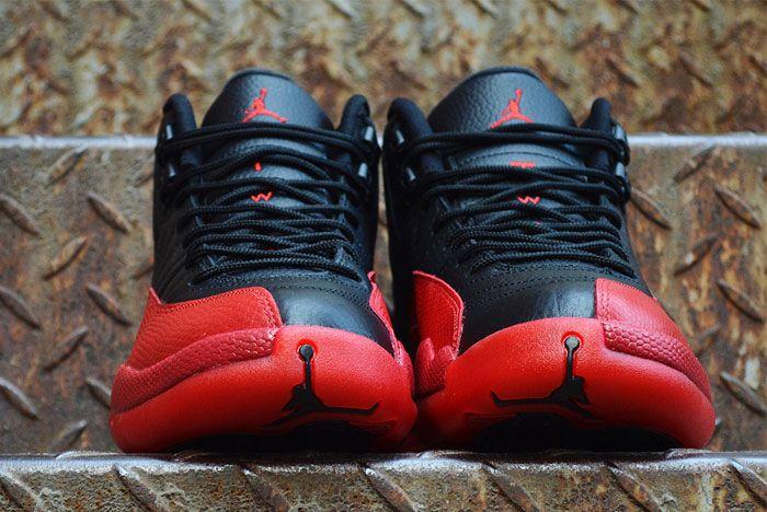 Air Jordan 12 Flu Game 8