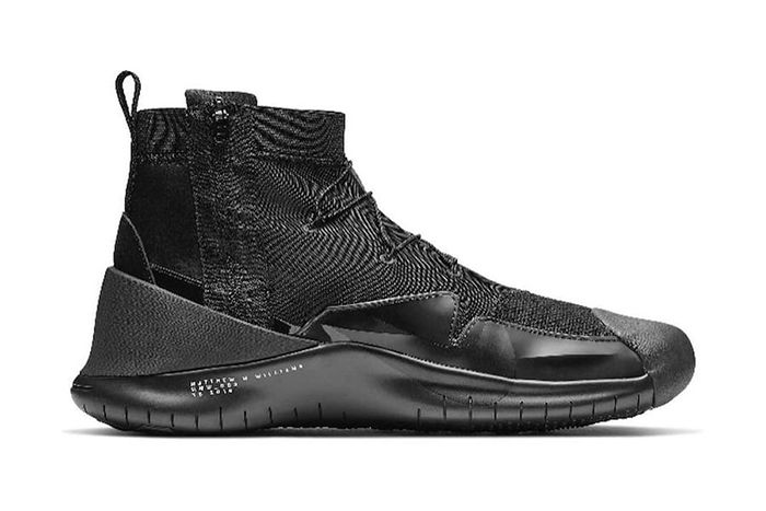 Matthew M Williams Alyx Nike Free Vibram Collaboration Black Red Release Date Medial Without Vibram