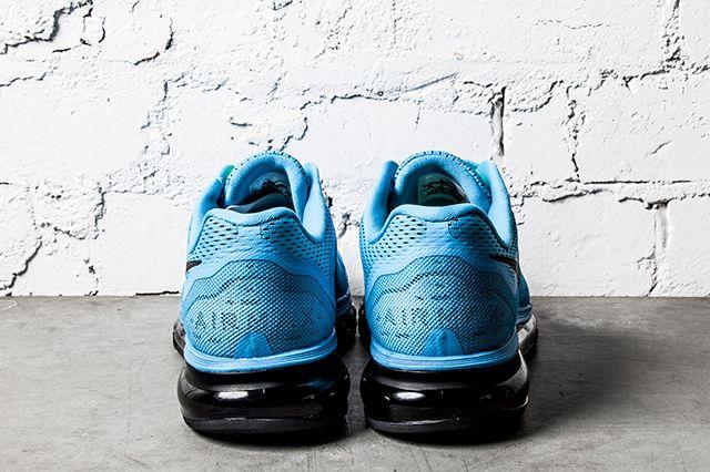 Nike Air Max 2014 Polarized Blue Black 1